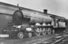 Class A2 - 2401 CITY OF KINGSTON UPON HULL - Raven NER/LNER 4-6-2 - built 12/22 by Darlington Works - 07/36 withdrawn from York North MPD - seen here when new.