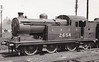 Class N7 - 2654 - Hill GER/LNER Class L77 0-6-2T - built 08/27 by Beardmore & Co. - 08/46 to LNER No.9694, 06/48 to BR No.69694 - 11/60 withdrawn from 30F Parkeston Quay - seen here at Hornsey in 1935.