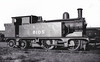 Class G4 - 8105 - Holden GER Class S44 0-4-4T - built 01/1899 by Stratford Works as GER No.1105 - 1924 to LNER No.8105 - 08/38 withdrawn from March MPD - 01/38 withdrawn from Cambridge MPD.