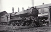 Class B 7 - 5483 - Robinson GCR/LNER Class 9Q 4-6-0 - built 02/24 by Gorton Works as LNER No.5483 - 10/46 to LNER No.1396, 02/49 to BR No.61396, 04/49 to BR No.61713 - 09/49 withdrawn from 39A Gorton - renumbered by BR to avoid clash with Class B1.