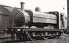 Class J52 - 4207 - Ivatt GNR Class J13 0-6-0ST - built 10/1897 by Doncaster Works as GNR No.1207 - 03/24 to LNER No.4207, 11/46 to LNER No.8811, 04/49 to BR No.68811 - 05/57 withdrawn from 36A Doncaster - seen here at Hornsey MPD in 1934.