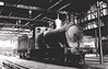 Class J10 - 5814 - Pollitt GCR Class 9H 0-6-0 - built 10/1896 by Beyer Peacock & Co. as GCR No.814 - 05/25 to LNER No.5814 - 06/35 withdrawn - seen here inside Staveley MPD, 1931.