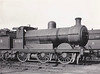 Class J3 - 4082 - Ivatt GNR Class J4 0-6-0 - built 10/1896 by Doncaster Works as GNR No.1082 - 09/25 to GNR No.4082 - 07/13 rebuilt as Class J3 - 04/35 withdrawn from Ardlsey MPD - seen here at Doncaster in September 1934.