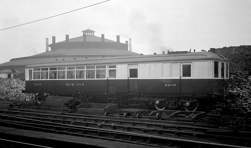 Diagram 97 - 2219 NEW FLY - built 09/29 by Sentinel Waggon Works - 06/46 withdrawn.
