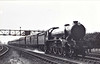 Class B17 - 2806 AUDLEY END - Gresley LNER 4-6-0 - built 12/28 by North British Loco Co. - 09/46 to LNER No.1606, 03/50 to BR No.61606 - 05/58 withdrawn from 30E Colchester.