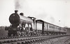 Class C1 - 4400 - Ivatt GNR 4-4-2 - built 06/05 by Doncaster Works as GNR No.1400 - 08/24 to LNER No.4400, 09/46 to LNER No.2830 - 012/47 withdrawn from Lincoln - seen here at Bell Bar, 1937.
