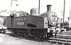 Class J50 - 8928 - Gresley GNR/LNER Class J23 0-6-0T - built 12/22 by Doncaster Works as GNR No.229 - 04/26 to LNER No3229, 04/46 to LNER No.8928, 03/49 to BR No.68928 - 09/62 withdrawn from 36A Doncaster, to Departmental Stock as No.13 - 05/65 withdrawn from Doncaster Works.
