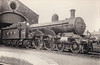 Class C2 - 3989 - Ivatt GNR 4-4-2 - built 06/00 by Doncaster Works as GNR No.989 - 1924 to LNER No.3989 - 04/38 withdrawn from New England MPD.