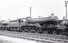 Class B12 - 8575 - Holden/Gresley GER/LNER 4-6-0 - built 01/24 by Beyer Peacock Ltd. - 06/46 to LNER No.1575, 04/48 to BR No.61575 - 04/59 withdrawn from 31A Cambridge, where seen 06/33.