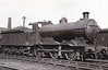 Class J 6 - 3531 - Ivatt GNR 0-6-0 - built 11/11 by Doncaster Works as GNR No.531 - 04/25 to LNER No.3531, 12/46 to LNER No.4180, 01/49 to BR No.64180 - withdrawn 03/60 from 34E New England.