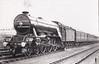 Class A3 - 4476 ROYAL LANCER - Gresley LNER 4-6-2 - built 05/23 by Doncaster Works as GNR No.1476 - 02/25 to LNER No.4476. 10/46 to LNER No.107, 04/48 to BR No.60107 - 09/63 withdrawn from 34F Grantham.