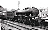 Class B17 - 2848 ARSENAL - Gresley LNER 4-6-0 - built 03/36 by Darlington Works - 12/46 to LNER No.1648, 04/49 to BR No.61648 - 12/58 withdrawn from 30A Stratford - seen here at Nottingham Victoria, 04/39.