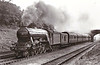 Class A3 - 2562 ISINGLASS - Gresley 4-6-2 - built 06/25 by Doncaster Works - 07/46 to LNER No.63, 01/49 to BR No.60063 - 06/64 withdrawn from 34E New England.