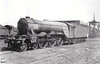Class A3 - 44 MELTON - Gresley 4-6-2 - built 06/24 by Doncaster Works - 09/46 to LNER No.44, 08/49 to BR No.60044 - 06/63 withdrawn from 34A Kings Cross.