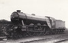 Class A3 - 4470 GREAT NORTHERN - Gresley 4-6-2 - built 04/22 by Doncaster Works as GNR No.14790- 03/25 to LNER No.4470 - 1945 rebuilt by Thompson as Class A2/2 - 10/46 to LNER No.113, 10/48 to BR No.60113 - 11/62 withdrawn from 36A Doncaster, where seen in 1925.