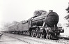 Class K3 -  121 - Gresley GNR/LNER 2-6-0 - built 01/25 by Darlington Works - 06/46 to LNER No.1835, 01/50 to BR No.61835 - 09/63 withdrawn from 34E New England - seen here at Greenwood.