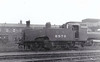 Class J50 - 8979 - Gresley GNR/LNER Class J23 0-6-0T - built 11/38 by Gorton Works as GNR No.600 - 04/46 to LNER No.8979, 08/52 to BR No.68979 - 02/61 withdrawn from 34B Hornsey - seen here at Doncaster in 1948.