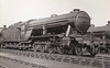 Class P1 - 2393 - Gresley LNER 2-8-2 - built 06/25 by Doncaster Works - 07/45 withdrawn from New England, where seen.