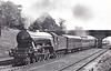 Class A3 - 2543 MELTON - Gresley 4-6-2 - built 06/24 by Doncaster Works - 09/46 to LNER No.44, 08/49 to BR No.60044 - 06/63 withdrawn from 34A Kings Cross.