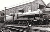 Class O4 - 6324 - Robinson GCR/LNER 2-8-0 - built 02/18 by Robert Stephenson & Hawthorn Ltd. as ROD No.1669 - 03/24 to LNER No.6324, 11/46 to LNER No.3687, 06/49 to BR No.63687 - 10/63 withdrawn from 31B March - seen here at Colwick MPD in 1932.