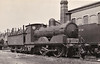 Class A12 - 621 - Adams LSWR Class A12 0-4-2 - built 12/1892 by Neilson & Co. - 05/35 withdrawn from Salisbury MPD.