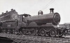 Class B4 - 2063 - Billinton LBSCR Class B4 4-4-0 - built 08/01 by Sharp Stewart as LBSCR No.63 PRETORIA - 1931 to SR No.2063, BR No.32063 not applied - 06/51 withdrawn from 75G Eastbourne - seen here at New Cross, 05/39.