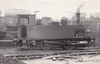 Class B4 - 81 JERSEY - 0-4-0T - ex-LSWR Class B4 0-4-0 Dock Tank - built 11/1893 by Nine Elms Works as LSWR No.81 - 09/49 sold by BR to Skinningrove Iron Works - seen here 09/52.