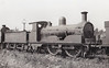 Class A12 - 602 - Adams LSWR Class A12 0-4-2 - built 03/1894 by Neilson & Co. - 07/33 withdrawn from Bounemouth MPD.