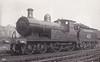 Class B1 - 452 - Wainwright SECR Class B1 4-4-0 - built 06/1898 by Neilson Reid & Co. as SECR No.452 - 1931 to SR No.1452, BR No.31452 not applied - 40/50 withdrawn from 74B Ramsgate.