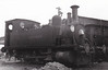 Class B4 - 87 - 0-4-0T - ex-LSWR Class B4 0-4-0 Dock Tank - built 12/1891 by Nine Elms Works as LSWR No.87 - 1952 to BR No.30087 - 12/58 withdrawn from 71B Bournemouth, where seen 07/52.