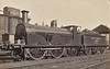 Class B - 177 - Stroudley LBSCR Class B Gladstone 0-4-2 - built 11/1890 by Brighton Works as LBSCR No.177 SOUTHSEA - 11/26 withdrawn.