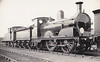 Class A12 - 617 - Adams LSWR Class A12 0-4-2 - built 12/1892 by Neilson & Co. - 09/38 withdrawn from Guildford MPD.
