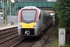 Class 755 331 passes Kennett on 2E80 1601 Ipswich - Peterborough, 02/09/21.