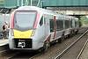 Class 755 333 stops at Kennett on 2W25 1656 Cambridge -  Ipswich, 02/09/21.