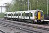 Class 387 105 pulls into Huntingdon on 2P16 1334 Kings Cross - Peterborough, 24/04/18.