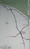 A map of the railways in the Cromer area. The M&GN pulled off a real coup with Cromer Beach Station, located right on the seafront, whilst the GER station, Cromer High, was well inland and on the top of a big hill.