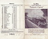RAIL TOUR ITINERARY - On September 19th, 1954, Ian Allan Ltd. ran the 'Fenlands Express' from Liverpool Street to Cromer to Kings Cross, with full dining facilities. En route it covered a goodly chunk of the entire M&GN system with a variety of motive power. The tour ran as follows:-<br /> <br /> 70000 - London Liverpool Street - (via GEML) - Norwich Thorpe<br /> 61113 - Norwich Thorpe - Cromer Beach - Melton Constable<br /> 61530 - Melton Constable - South Lynn - Spalding - Sleaford<br /> 60136 - Sleaford - Grantham - (via ECML) - London Kings Cross<br /> <br /> The Cromer Beach - Melton Constable leg was booked for 4MT 2-6-0 43146 but 61113 worked through.