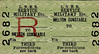 LNER TICKET - MELTON CONSTABLE - Third Class Military Service Return to blank destination.