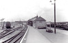 MELTON CONSTABLE - Looking west in July 1959, 4 months after closure of most of the system. There were still passenger trains to Norwich and Cromer at this time.