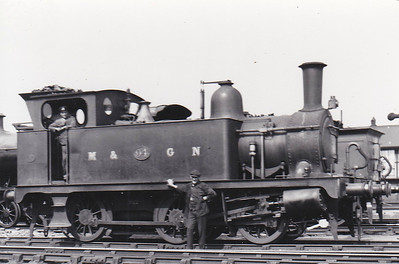 M&GN - 94 - Marriott LNER Class J93 0-6-0T - built 01/04 by Melton Constable Works as M&GN No.2A - 1907 to M&GN No.94, 12/37 to LNER No.094, 08/46 to LNER No.8488 - BR No.68488 not applied - 01/48 withdrawn from 31D South Lynn.
