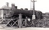 43059 - Ivatt LMS Class 4MT 2-6-0 - built 10/50 by Doncaster Works - 01/65 withdrawn from 41E Barrow Hill - 34E New England loco from new to January 1958 - seen here at Long Sutton on a Spalding - Sutton Bridge train in August 1968.