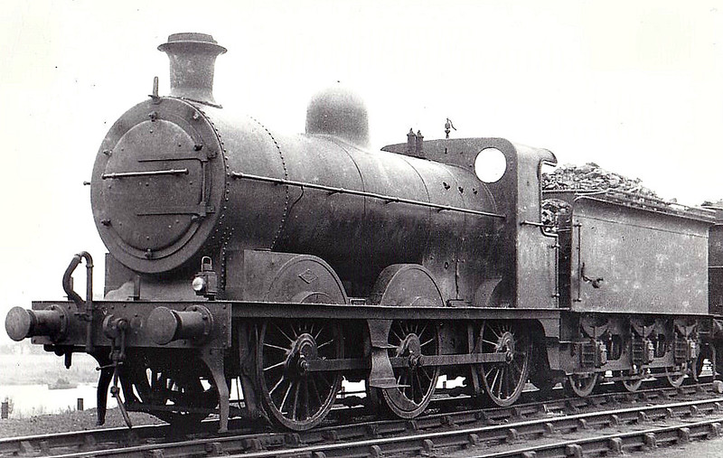 LNER - 088 - Ivatt M&GN Class Da 0-6-0 - built 10/00 by Dubs & Co., Works No.3940, as M&GN No.88 - 1920 rebuilt - 1936 to LNER Class J3 No.088, 06/46 to LNER No.4163 - BR No.64163 not applied - 01/49 withdrawn - seen here in 1938.
