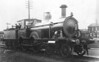 M&GN - 31 - Eastern & Midland Railway M&GN Class A 4-4-0 - built 1886 by Beyer Peacock Ltd., Works No.2798, as E&MR No.31 - 1934 withdrawn - seen here at Spalding in March 1934.