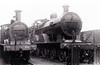 M&GN - 46 - Johnson Class C LNER Class D54 4-4-0 - built 1894 by Sharp Stewart & Co., Works No.3996, as M&GN No.46 - 1915 rebuilt, 1932 rebuilt with Belpaire boiler to Class D54 - 07/37 to LNER No.046 - 03/43 withdrawn from South Lynn, where seen with Class D 0-6-0 No.59.