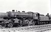BR - 43088 - BR Ivatt Class 4MT 2-6-0 - built 12/50 by Darlington Works - 12/67 withdrawn from 10D Lostock Hall - 35A New England loco from new to 03/63 - seen here at Spalding MPD, 06/51.