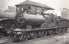 M&GN - 46 - Johnson Class C LNER Class D54 4-4-0 - built 1894 by Sharp Stewart & Co., Works No.3996, as M&GN No.46 - 1915 rebuilt, 1932 rebuilt with Belpaire boiler to Class D54 - 07/37 to LNER No.046 - 03/43 withdrawn from South Lynn - seen here at Nottingham Midland.