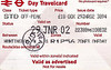 BR TICKET - HUNTINGDON - Travelcard, dated January 29th, 2002, now costing £18. I'm sure it's much more than that now- £34.90, I just checked.