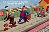 LLANFAIR PG - humourous card.