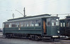 No.17 - one of 19 cars bought in 1951 from Gateshead & District Tramways when that system closed - scrapped when the railway closed in July 1961 - seen here at Pyewipe Depot.