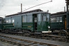 DE320224 - Repair Car - built 1928 for Gateshead and District Tramways Co. as No.17 - 1951 bought by British Railways for Grimsby & Immingham Electric Railway - rebuilt at Pyewipe Depot as Repair Car.